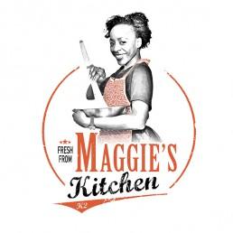 vintage logo Maggie's Kitchen